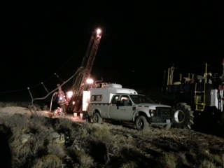 Borehole Geophysics for CUP-McCook Reservoir Investigation
